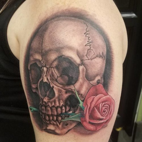 Skull and Rose 2 (fresh)